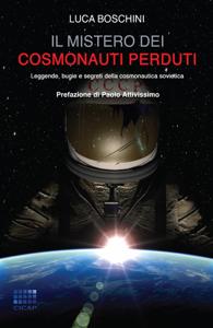 Il mistero dei cosmonauti perduti Libro Cover
