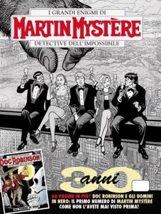 Martin Mystère - 30 anni da Alfredo Castelli, Lucio Filippucci & Giancarlo Alessandrini