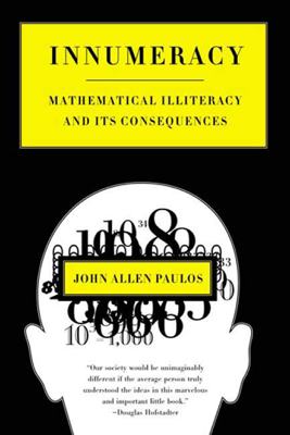 Innumeracy - John Allen Paulos book
