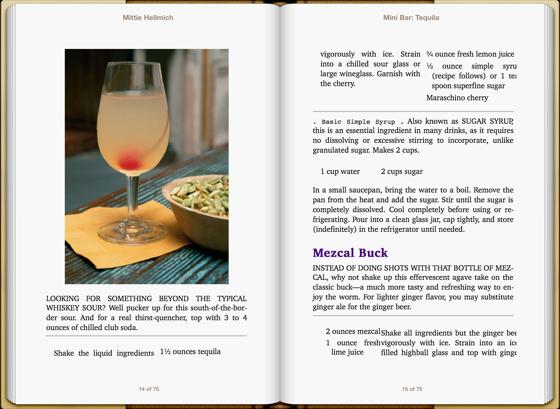 Mini Bar Tequila On Apple Books