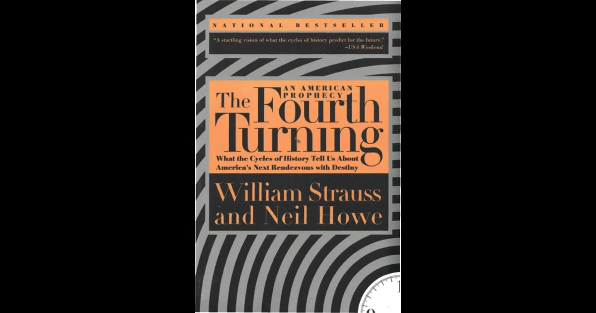 The fourth turning strauss pdf reader