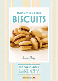 Great British Bake Off — Bake it Better (No.2): Biscuits book