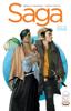 Brian K. Vaughan & Fiona Staples - Saga #1  artwork