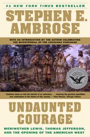 Undaunted Courage book