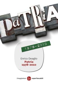 Patria 1978-2010 Book Cover