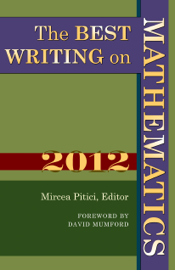 The Best Writing on Mathematics 2012 book