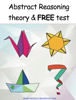 AbstractReasoning.net - Abstract Reasoning theory and FREE test artwork