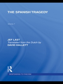 The Spanish Tragedy Rle Responding To Fascism