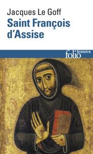 Saint François d'Assise La couverture du livre martien