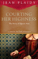 Jean Plaidy - Courting Her Highness artwork