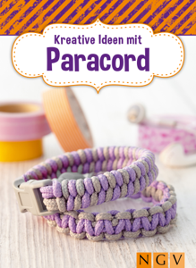 Kreative Ideen mit Paracord Buch-Cover