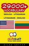 29000 English - Lithuanian Lithuanian - English Vocabulary