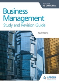 DOWNLOAD OF BUSINESS MANAGEMENT FOR THE IB DIPLOMA STUDY AND REVISION GUIDE PDF EBOOK