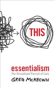 Essentialism Libro Cover