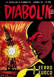 DIABOLIK (179) Libro Cover