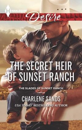 The Secret Heir Of Sunset Ranch On Apple Books