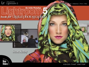The Adobe Photoshop Lightroom 5 Book for Digital Photographers da Scott Kelby