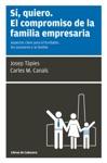 S Quiero El Compromiso De La Familia Empresaria