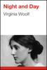 Virginia Woolf - Night and Day ilustración