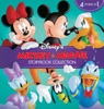 Mickey And Minnie's Storybook Collection: 4 Stories In 1