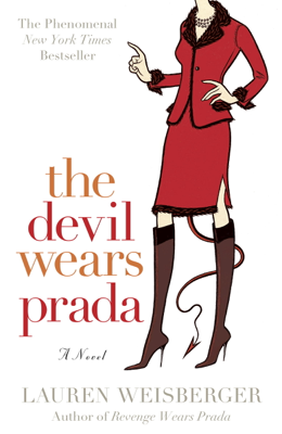 Lauren Weisberger - The Devil Wears Prada book