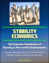 Stability Economics The Economic Foundations Of Security In Post-conflict Environments - Iraq And Afghanistan Sharia Compliant Finance Odierno Petraeus Shining Path Guerrillas