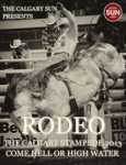 Rodeo, The Calgary Stampede Finals 2013