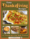 Easy Thanksgiving Recipes: 14 Thanksgiving Side Dishes