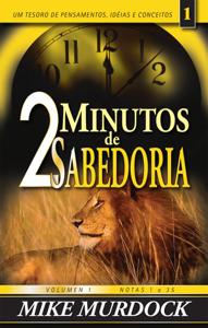 2 minutos de sabedoria, volume 1 Book Cover
