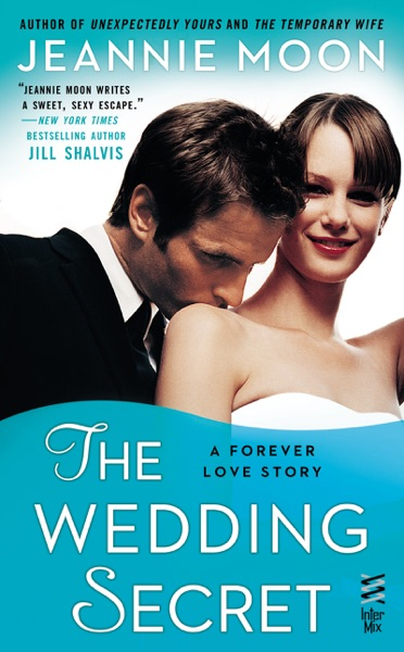 The Wedding Secret - Jeannie Moon book cover