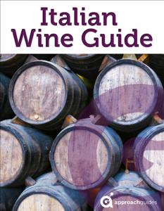 Italian Wine Guide Cover Book