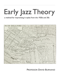 Early Jazz Theory book