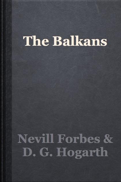 the balkans a history of bulgaria serbia greece rumania turkey