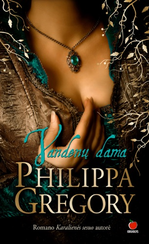 Philippa Gregory - Vandenų dama