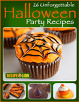 26 Unforgettable Halloween Party Recipes