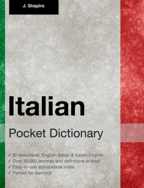 Italian Pocket Dictionary