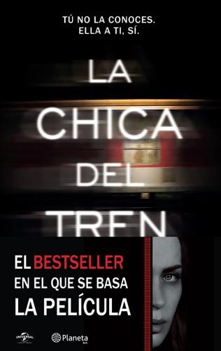 Paula Hawkins - La chica del tren (Edición mexicana)