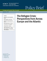 The Refugee Crisis: Perspectives from Across Europe and the Atlantic