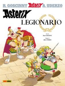 Asterix legionario Book Cover