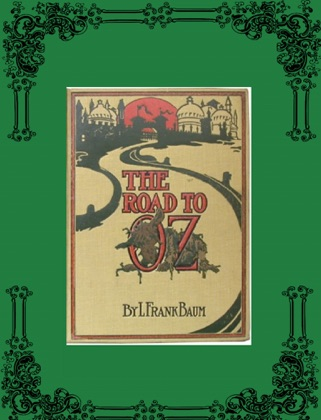 The Road to Oz book cover