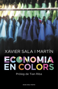 Economia en colors Libro Cover