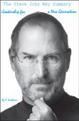 The Steve Jobs Way Summary Book Cover