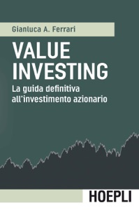 Value investing Book Cover
