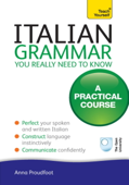 Italian Grammar: You Really Need to Know Book Cover