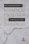 A Interveno Psicolgica Em Emergncias