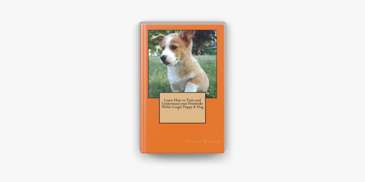 Learn How To Train And Understand Your Pembroke Welsh Corgis Puppy Dog On Apple Books