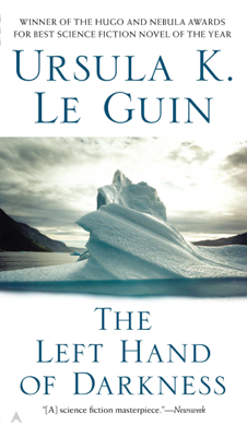 The Left Hand of Darkness - Ursula K. Le Guin book