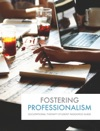 Fostering Professionalism An Occupational Therapy Student Resource Guide