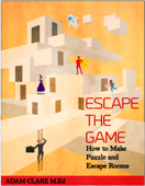 Escape the Game: How to Make Puzzles and Escape Rooms