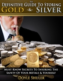 The Definitive Guide To Storing Gold & Silver: Must Know Secrets To Insuring The Safety Of Your Metals & Yourself read online